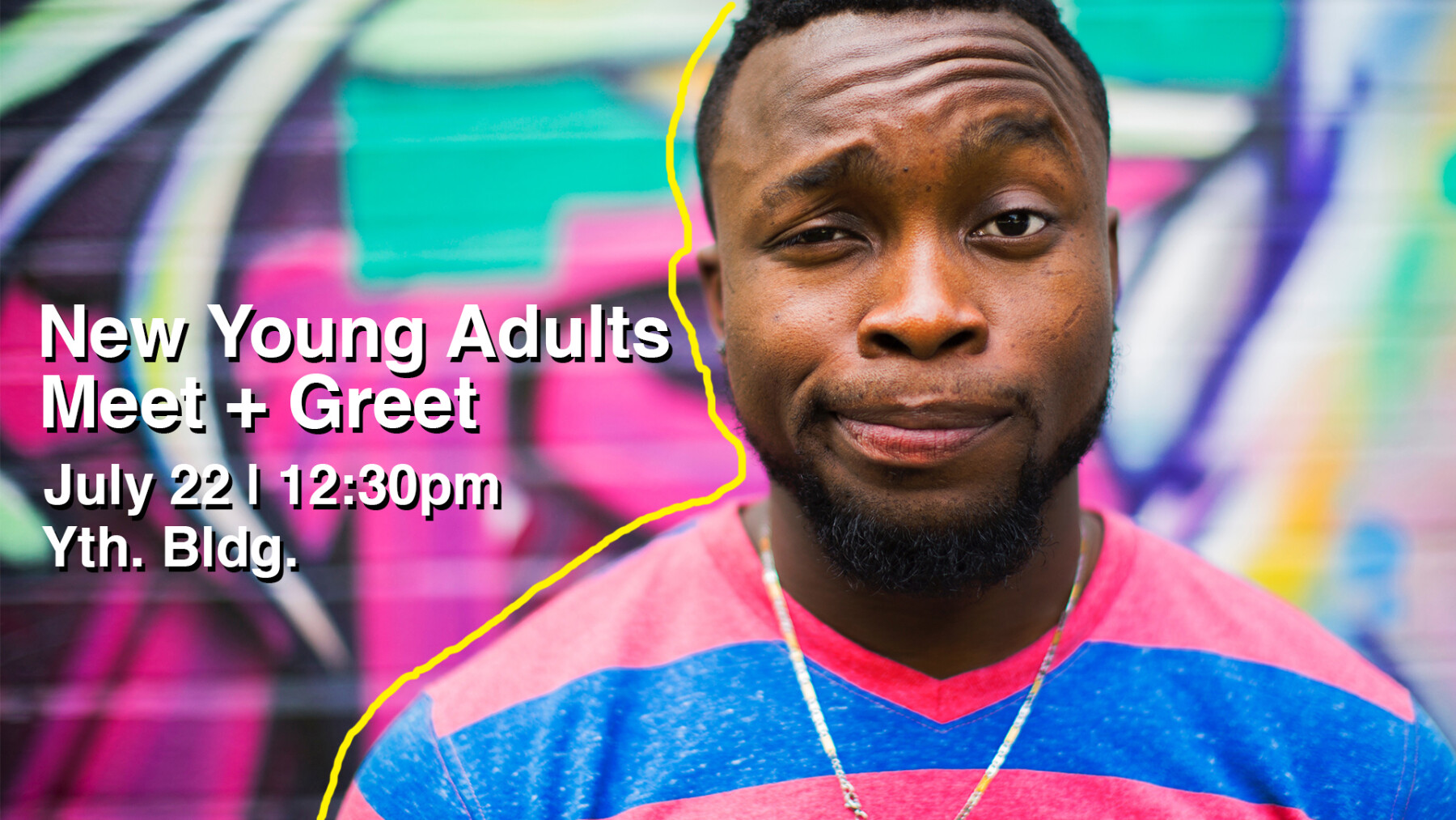 New Young Adults Meet + Greet