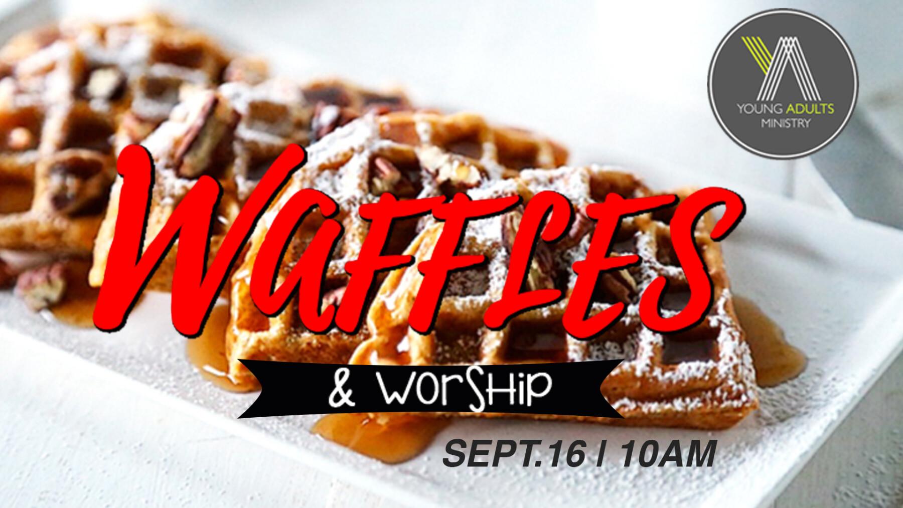 Waffles & Worship