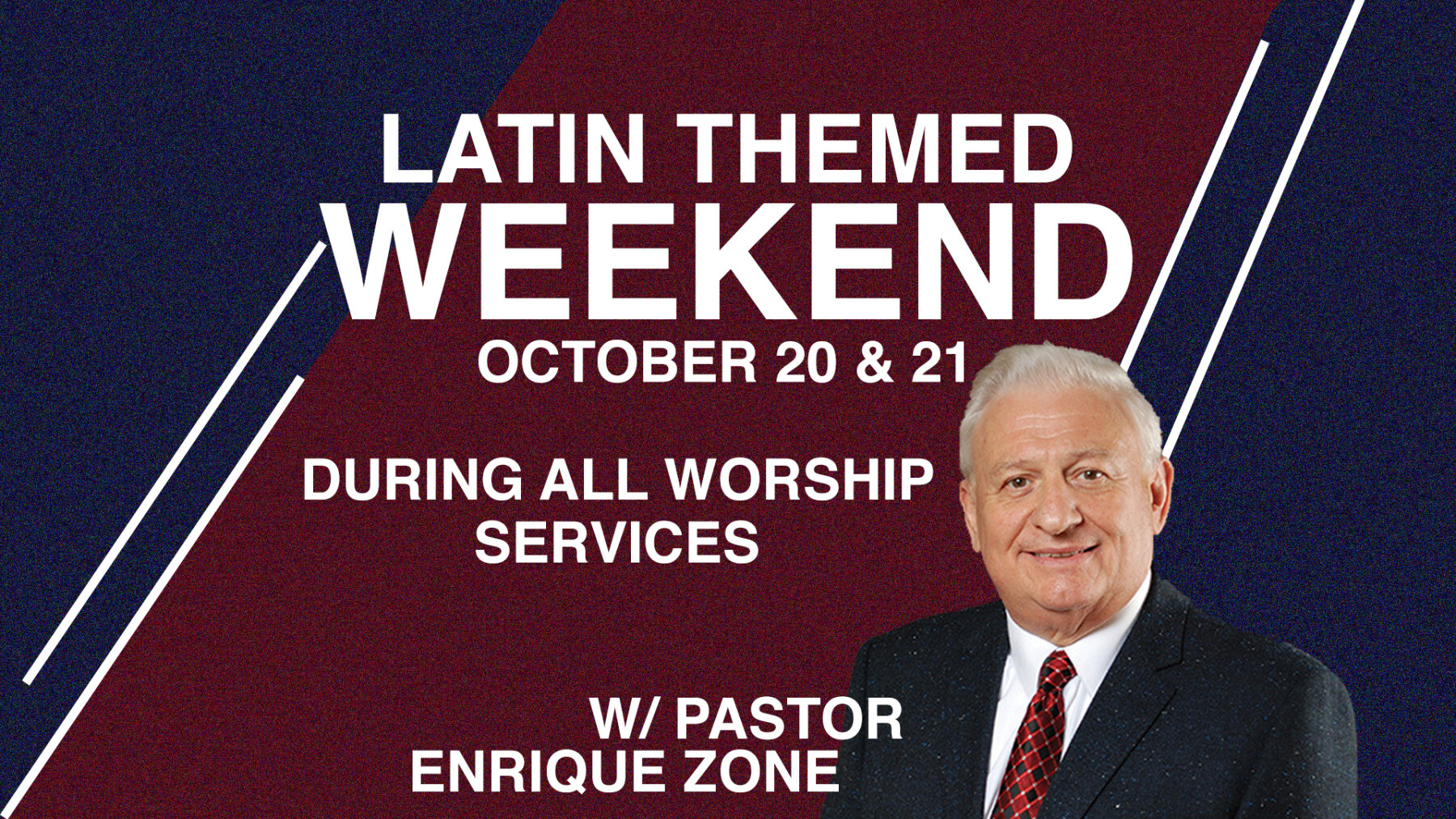 Latin Themed Weekend