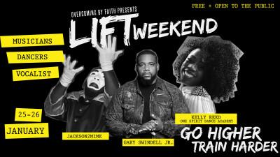 Lift Weekend